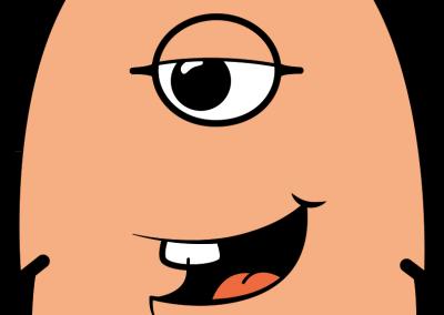Furly - Orange - Colorways Edition