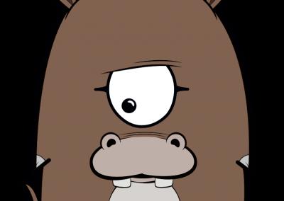 Furly - Hippo